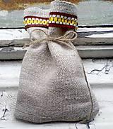 - Darčekové vrecko natur  - 4782132_