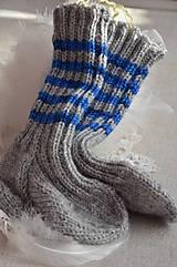 Topánočky - Ponožtičky - 4788161_