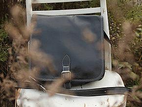 Veľké tašky - Kožená klasika - 4788944_