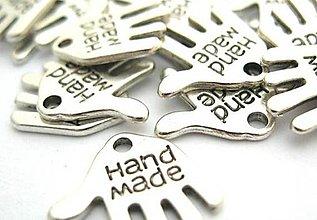 Komponenty - Prívesok Hand made - 4789828_
