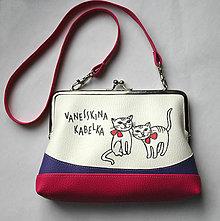 Detské tašky - pre Vanessku - 4787693_