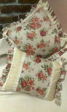 Úžitkový textil - dekoračný vankúš - 4788776_