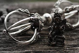 Socha - Budhistický modlitebný predmet-VADŽRA - 4788341_