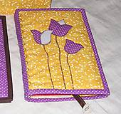 Papiernictvo - tulipány - 4789304_