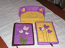 Papiernictvo - tulipány - 4789306_