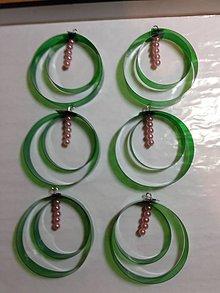 Dekorácie - Recy zelene Vianoce - 4790293_