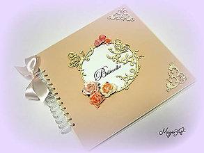 Papiernictvo - Album pre Bibianku II. - 4793546_