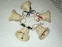 Dekorácie - minizvončeky - 4793111_