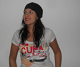 Tričká - Cuba Red-Unisex - 4791268_