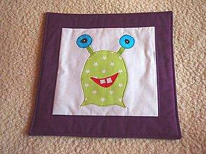 Textil - Monsters :O) - 4791223_