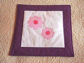 Textil - Kvetinky - 4791230_