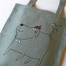 Nákupné tašky - RÁDIOVKA ;o) - taška nákupka - 4795913_
