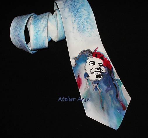 Hodvábna kravata Bob
