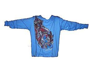 Oblečenie - ART XXXL pánske tričko dlhý rukáv - 4803223_