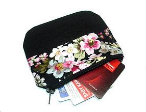 Taštičky - taštička peňaženka - 4800709  8cd880e6b1d