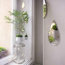 Dekorácie - Kvapky * zrkadlenie * - 4800158_