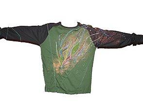 Oblečenie - tričko na morskom dne - 4805968_