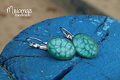 Sady šperkov - Tyrkysová vznešenosť - sada ovál - 4804455_