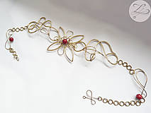 Opasky - Red Flower - 4805853_