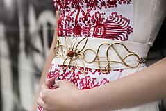 Opasky - Red Flower - 4805869_