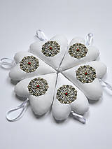 Dekorácie - biele - 4805796_