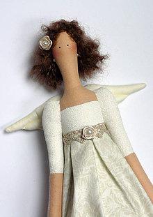 Bábiky - anjelská bytosť - 4805755_