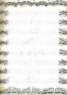 Papier - kreatívny papier noty - skladom - 4811609_