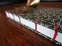 Papiernictvo - Vianočný zápisník - 4815829_