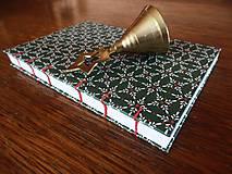 Papiernictvo - Vianočný zápisník - 4815831_