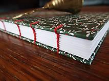 Papiernictvo - Vianočný zápisník - 4815832_