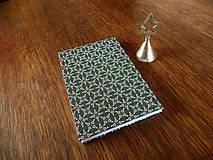 Papiernictvo - Vianočný zápisník - 4815837_