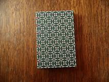 Papiernictvo - Vianočný zápisník - 4815839_