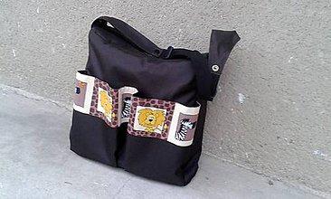 """Veľké tašky - Taška """"ZOO"""" - 4816475_"""