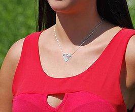 Náhrdelníky - Diamant - 4817617_