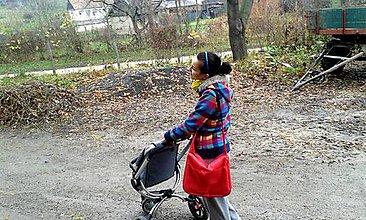 Kabelky - Taška na kočík - 4821294_