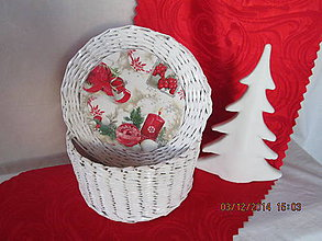 Krabičky - Vianočný II - 4821865_