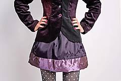 Sukne - Violet - 4818871_