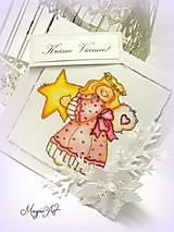 Papiernictvo - Darujem ti najkrajšiu hviezdičku! - 4823441_