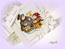Papiernictvo - Malý a veľký kamarát - 4823457_