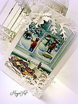 Papiernictvo - Vianočné dobrotky rozvoňajú celý dvor! - 4823479_