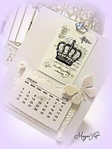 Papiernictvo - Kraľuj nad svojím šťastím každý deň v roku! - 4823515_