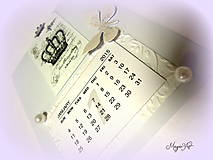 Papiernictvo - Kraľuj nad svojím šťastím každý deň v roku! - 4823516_