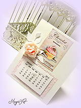 Papiernictvo - Nech je celý tvoj rok plný sladkých dní! - 4823581_