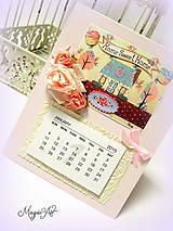 Papiernictvo - Home sweet home - každý deň v roku! - 4823598_