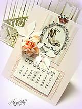 Papiernictvo - Vintage Diva každý deň v roku! - 4823614_