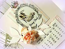 Papiernictvo - Vintage Diva každý deň v roku! - 4823616_