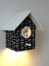 Svietidlá a sviečky - Svietidlo ŽIŽA búdka 533 - 4826606_