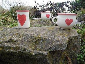 Nádoby - Vidiecke Valentínky - 4826652_
