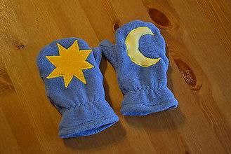 Detské doplnky - rukavičky pre detičky - 4827528_