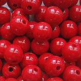 - COLOR plast 12mm-1ks (červená) - 4826726_